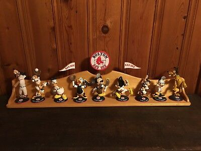 Disney Danbury Mint Boston Red Sox Complete Collection