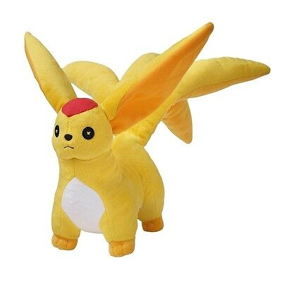 Final Fantasy XIV Plush Doll Topaz Carbuncle Square Enix Official wCode NEW