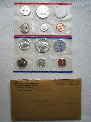 1960 P & D Uncirculated  Us Mint Set