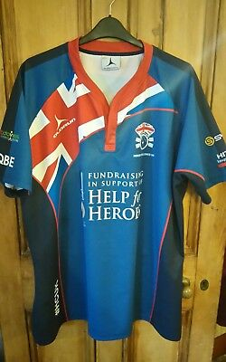 Help for Heroes Rugby Shirt - 4XL Used