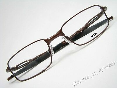 03a8373a88 Eyeglass Frames-Oakley COILOVER OX5043-0251 Polished Brown Glasses Occhiali  New
