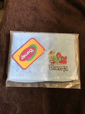 Barney childs washcloth-Brand new and sealed. Rare