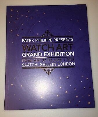 Patek Philippe | Grand Exibition | Saatchi Gallery London | 2015