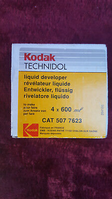 KODAK technidol S/W Film Entwickler / 600ml CAT 507 7623