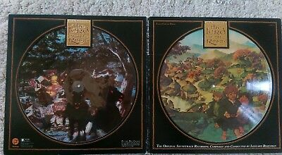 Doppel LP The Lord of the Rings Picture Disc - Top Zustand