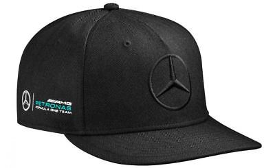 Mercedes AMG F1 Hamilton Cap Flatbrim China GP Monster Energy B66953347 Neu RAR