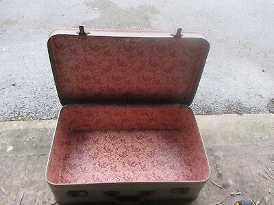old vintage suitcase great condition