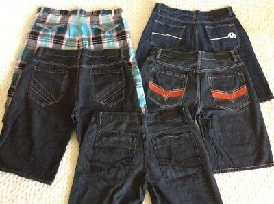 5pc Mixed LOT of Men's Size 38 Chams, Street Blues, Mecca, Blac Lacquer, Shorts