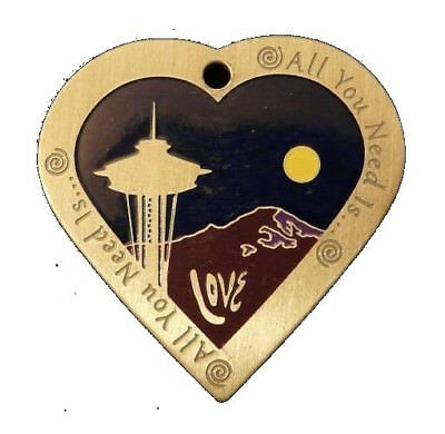 Geocaching ( Geocoin)  Annie's Love TAG (All you need is …)