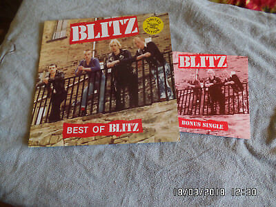 Blitz-Best of Blitz, Dojo Limited Edition + Free Single