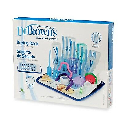 Bottle Drying Rack - Dr Brown's - BPA Free - Dishwasher Safe