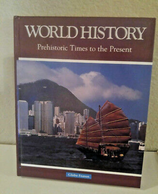 Abeka the history of our united states geographymaps and review 10th grade 10 globe fearon world history prehistoric times to present homeschool fandeluxe Image collections