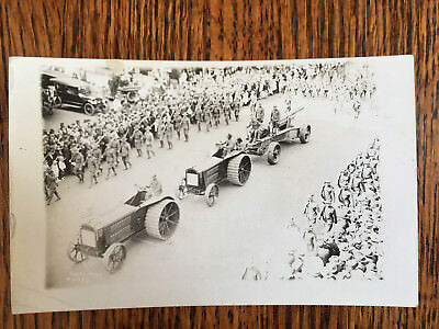 Twin City 16-30 Antique Tractor Postcard