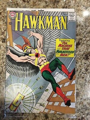 Hawkman Vol 1 # 4 (1964, DC) First Appearance Zartanna (Clipped Coupon)
