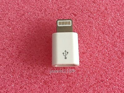 OEM Lightning USB Converter Adapter For Apple iPhone 4 5 6 iPod SAMSUNG Android