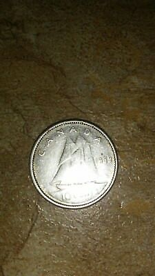 1959 10C Canada 10 Cents