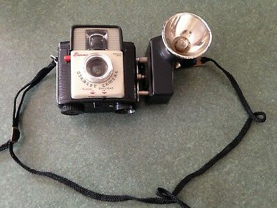 Kodak Starlet Brownie Camera with Flash