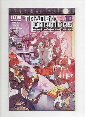 The Transformers: More Than Meets the Eye #27 (March 2014, IDW)