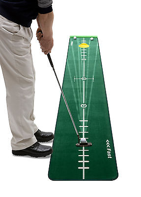 Golftrainingsmatte - BEST Track Puttingmatte EDITION 2 - Medium, 3,00 m x 50 cm