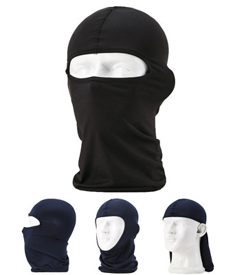 Motorcycle Neck Warmers Face Masks Cap Headgear Cap For Outdoor Sports  Ski
