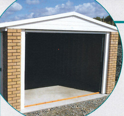 """Concrete Elite Apex Garages Priced For Fitting In London 8'5"""" Width"""