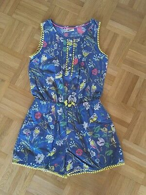Mini Boden Traumhafter Overall Jumpsuit Gr. 134 140 146 9 Bis 10 11 Jahre