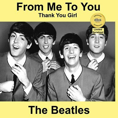 """The Beatles 7"""" Vinyl Limited Edition, Numbered, 5-Record Set"""
