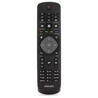 Genuine Philips Remote Control For 39PHS4112/12 LED TV (Flat, 39 Zoll, HD-ready)