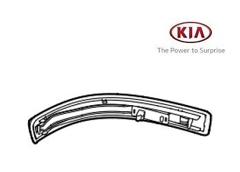 Genuine Kia Rio Indicator Side Repeater Lamp - RH - 876241W000