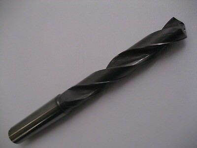 7.5mm CARBIDE 5 x D THRO COOLANT COATED GOLD DRILL 8043230750 EUROPA TOOL  #P244