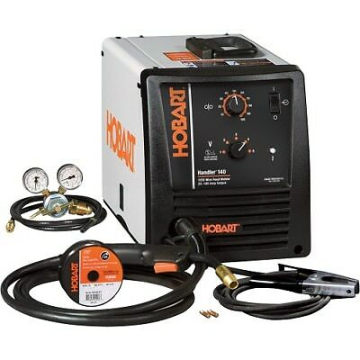 NEW - Hobart Handler 140 Flux-Core/MIG Welder — 115V, 140 Amp, Model# 500559!!