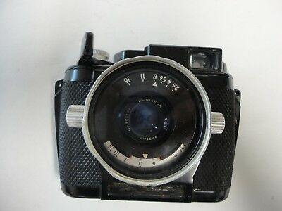 VINTAGE Nikon NIKONOS Underwater Camera With W-Nikkor 1:2.5 f=35mm Lens