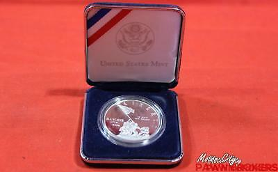 U.S. Currency 2005 Marine Corps 230th Anniversary Silver Dollar Collectible Coin