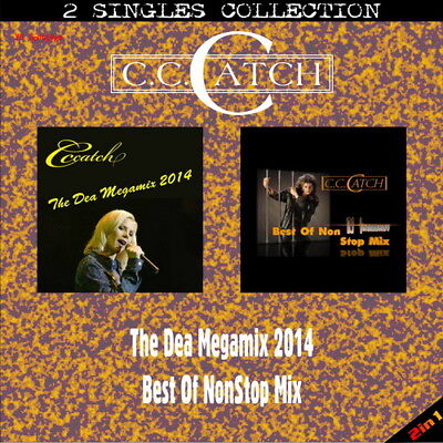 #YS643SS - C.C. CATCH - The Dea Megamix 2014 & Best Of NonStop / MODERN TALKING