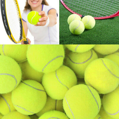 Tennis Balls Sports Tournament Outdoor Cricket Beach Dog Toy Game Great Bounce