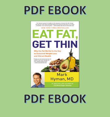 Eat Fat Get Thin By Mark Hyman Special 2016 PDF [eBook]