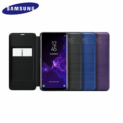 Samsung LED View Cover Case For Galaxy S9+ Plus(SM-G965) / EF-NG965