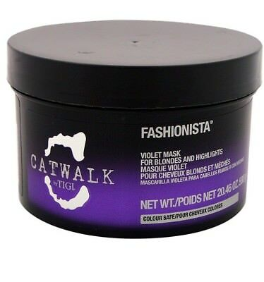 TIGI Catwalk Fashonista Violet Mask Blondes Highlights 20.46 oz/ 580 g