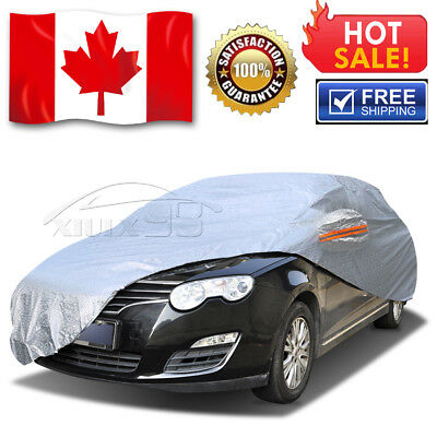 Car Cover for New Beetle Outdoor Waterproof Rain Proof Breathable 15 Layers