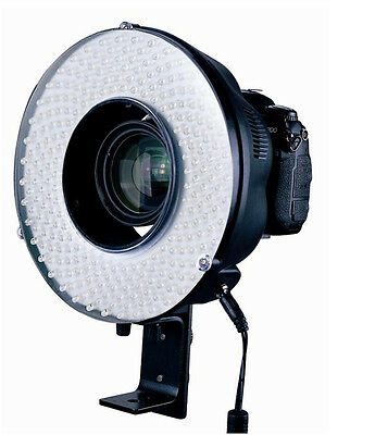 240 LED AC / DC Video Light Continuous Camera  Ring  Sutdio Video Light FS7 F55