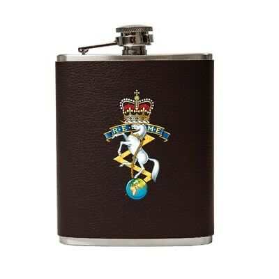 Corps of Royal Electrical & Mechanical Engineers HipFlask - REME