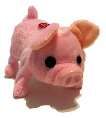 Cute Piggy – My Lovely Mini Pig – Walks Snorts Moves Its Snout and Tail - Bat...