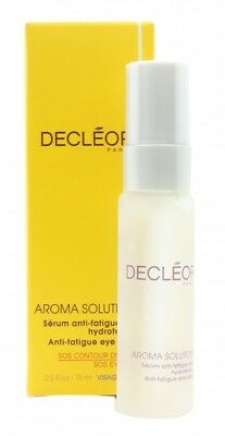 Decleor Aroma Solutions Anti-Fatigue Eye Serum - Women's For Her. New