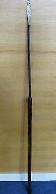 Antique African Tribal Hand Spear Native Primitive
