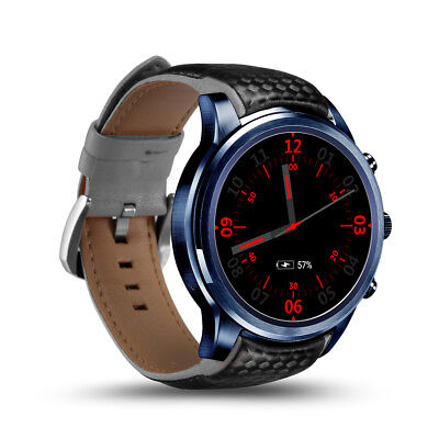 New LEMFO LEM5Pro Bluetooth Smart Watch Phone Watch Pedometer For Android iOS
