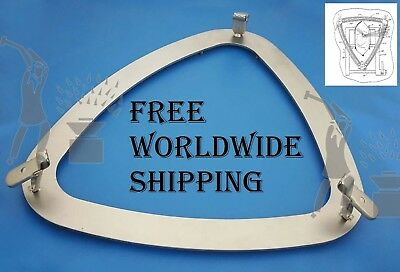 Grunwald Suture Ring Guide Holder Cardiovascular Medical Surgical Instruments