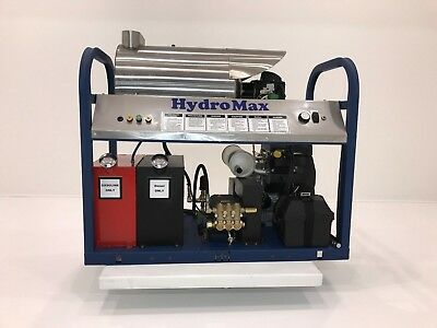 Hot/Cold Water Pressure Washer 5gpm/4000psi-new