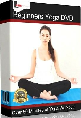 Yoga Beginners - Well Being & Fitness - DVD Relax Meditation Exercise