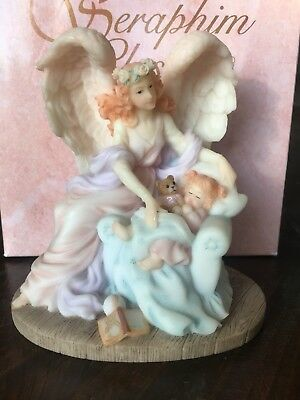 Seraphim Classics - Angels To Watch Over Me - Second Year - Item #78029