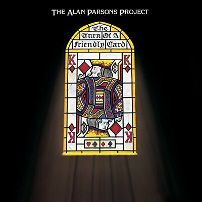 Alan Parsons Project - The Turn Of A Friendly Card (Remastered/Expanded) [CD]